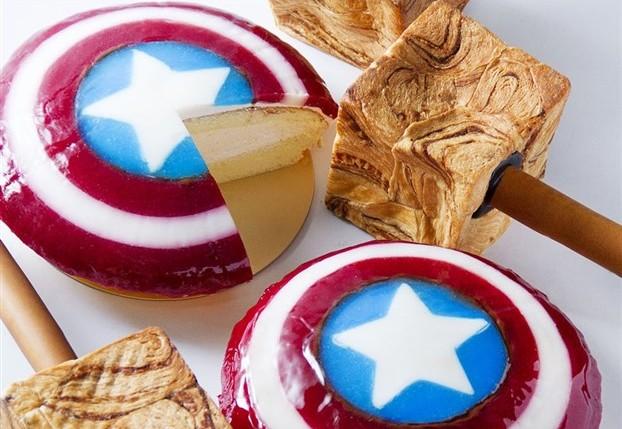 復仇者聯盟的祕密甜點